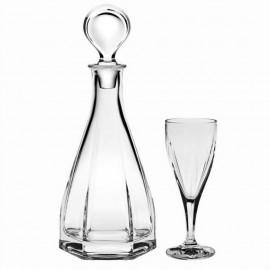 Набор для вина, 1 графин 750 мл + 6 рюмок (170 мл)