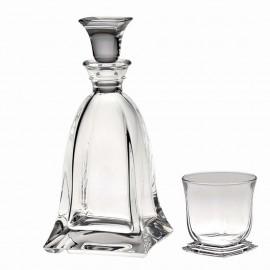 Набор для виски, 1 штоф 750 мл + 6 стаканов (320 мл)