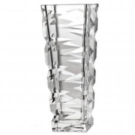 Ваза Zig Zag диаметр 33 см. из хрусталя Crystal Bohemia
