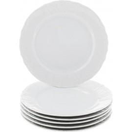 Тарелка мелкая 21 см не декорированное