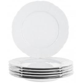 Тарелка мелкая 27 см не декорированное