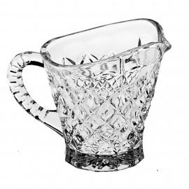 Молочник Diamond 120 мл из хрусталя Crystal Bohemia