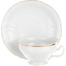 Чайный сервиз Thun 1794 as декор Отводка золото