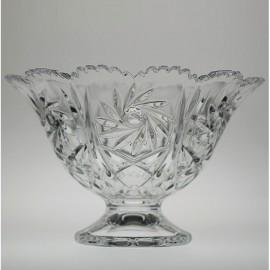 Чаша PINWHEEL 25,5 см. из хрусталя Crystal Bohemia