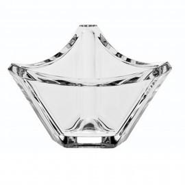 "Салатник ""ICE GLAMOUR"", 21,5 см из хрусталя Crystal Bohemia"