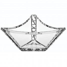 "Салатник ""ICE GLAMOUR SKI"", 33 см из хрусталя Crystal Bohemia"