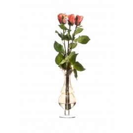 Композиция Elegant simplicity in peach pink (роза)