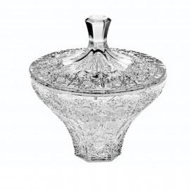 Доза VICTORIA 500 PK 16 см. из хрусталя Crystal Bohemia