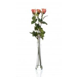 Композиция Easy peach pink (роза розово-персик)