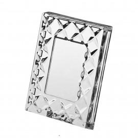 Фоторамка Diamond 9,4 см. из хрусталя Crystal Bohemia