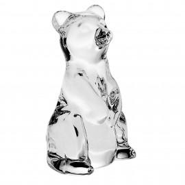 "Фигурка ""Медведь"" ANIMALS 6,8 см. из хрусталя Crystal Bohemia"