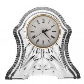 Часы Clockstands 14,6 см. из хрусталя Crystal Bohemia