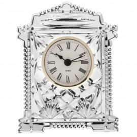 Часы Clockstands 16 см. из хрусталя Crystal Bohemia