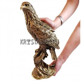 Статуэтка орёл бронзовое напыление