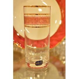 Стаканы для виски Барлайн Q8300 280 мл. 6 шт. Crystalex Bohemia
