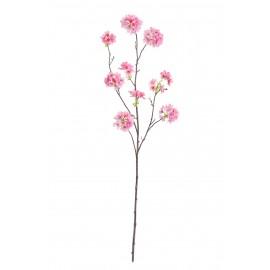Ветка Сакуры розовая Ball Flower