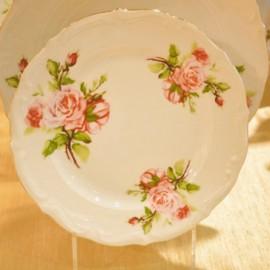Тарелка десертная 19см (*6шт) Maria-teresa G195 из фарфора Сmielow