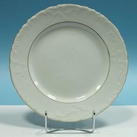 Блюдо круглое 29см. Rococo из фарфора Сmielow