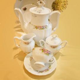 Кофейный сервиз 15 пр. Maria-teresa G158 из фарфора Сmielow
