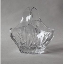 Корзинка HELL TULIP 14,5 см. из хрусталя Crystal Bohemia