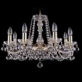 Люстра 1214/8/200/G Bohemia Ivele Crystal