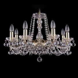 Люстра 1214/8/200/G/Balls Bohemia Ivele Crystal