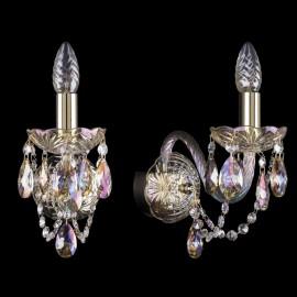 Бра 1400/1/160/G/M701 Bohemia Ivele Crystal