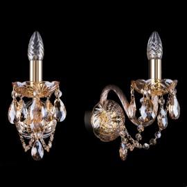 Бра 1400/1/160/G/M721 Bohemia Ivele Crystal