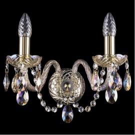 Бра 1400/2/G/M701 Bohemia Ivele Crystal