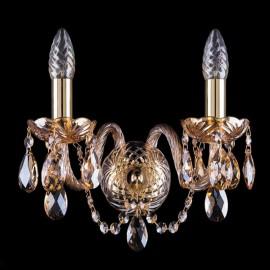Бра 1400/2/G/M721 Bohemia Ivele Crystal
