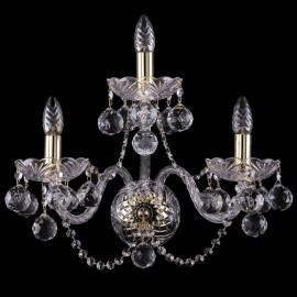 Люстра 1400/3/195/G/Balls Bohemia Ivele Crystal