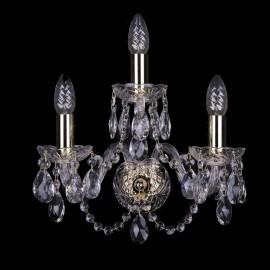 Бра 1400/3/G Bohemia Ivele Crystal