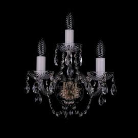 Бра 1400/3/Pa Bohemia Ivele Crystal