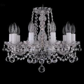 Люстра 1402/10/141/Ni/Balls Bohemia Ivele Crystal