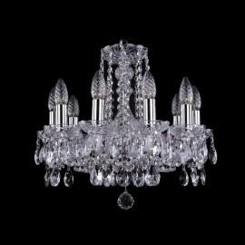 Люстра 1402/10/141/Ni Bohemia Ivele Crystal