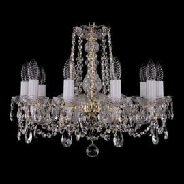 Люстра 1402/10/160/G Bohemia Ivele Crystal