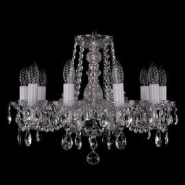 Люстра 1402/10/160/Ni Bohemia Ivele Crystal