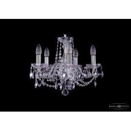 Люстра 1402/5/141/Ni Bohemia Ivele Crystal