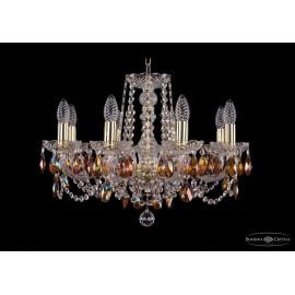 Люстра 1402/8/195/G/K711 Bohemia Ivele Crystal