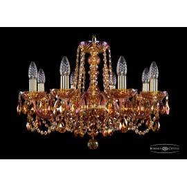 Люстра 1402/8/195/G/M711 Bohemia Ivele Crystal