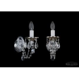 Бра 1600/1/NB Bohemia Ivele Crystal