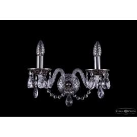 Бра 1600/2/NB Bohemia Ivele Crystal