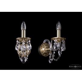 Бра 1610/1/G Bohemia Ivele Crystal