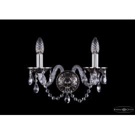 Бра 1610/2/NB Bohemia Ivele Crystal