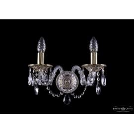 Бра 1610/2/GW Bohemia Ivele Crystal