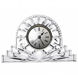 Часы Clockstands 19 см. из хрусталя Crystal Bohemia