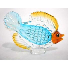 Фигурка Голубая рыбка ZB1154-TA