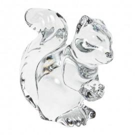 "Фигурка ""Белка"" ANIMALS 8,6 см. из хрусталя Crystal Bohemia"