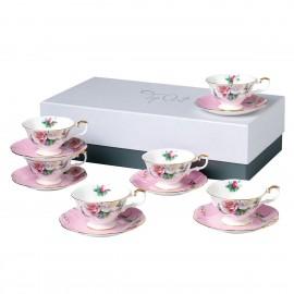 Флоризон чайный набор 12 пр CH2085-TA