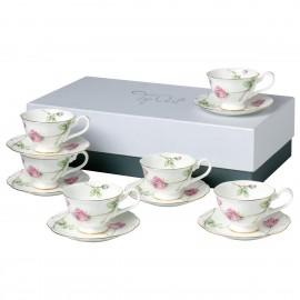 Розетт чайный набор 12 пр CH2089-TA